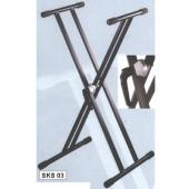 SKS03 Keyboard Stand-(Heavy Duty)