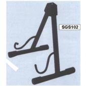Folding Guitar Stand, Black